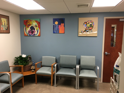 Patient Waiting Seating